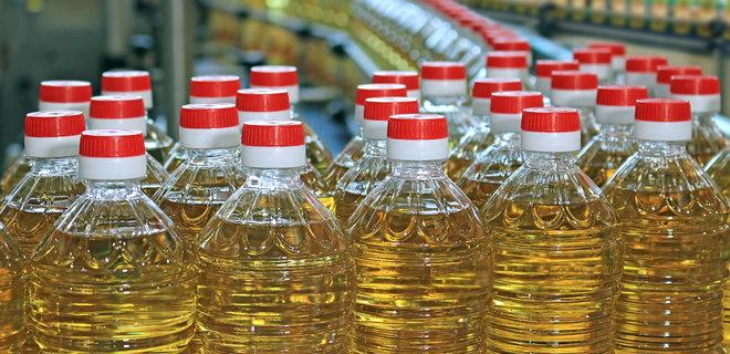ЄС імпортував майже 1,1 млн т української соняшникової олії з початку сезону
